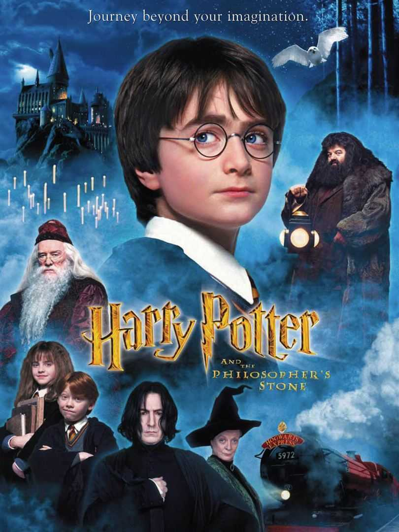 Harry Potter and the Sorcerer's Stone 2001 Türkçe indir