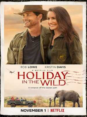 Holiday In The Wild Sansürsüz Full İndir