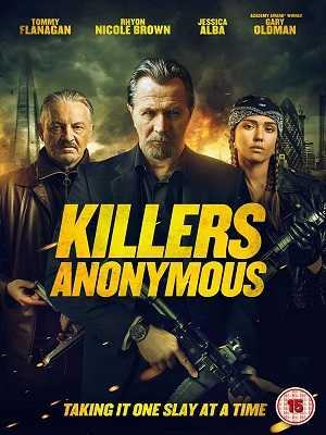 İsimsiz Katiller – Killers Anonymous Sansürsüz Full Torrent İndir