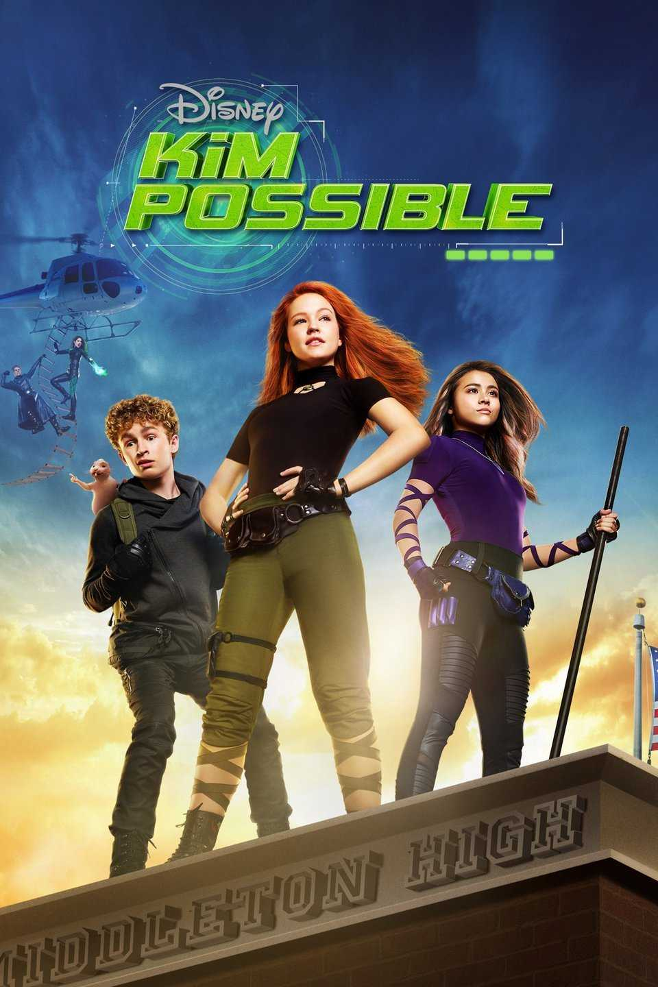 Kim Possible: Film Başlıyor Sansürsüz Full Torrent İndir
