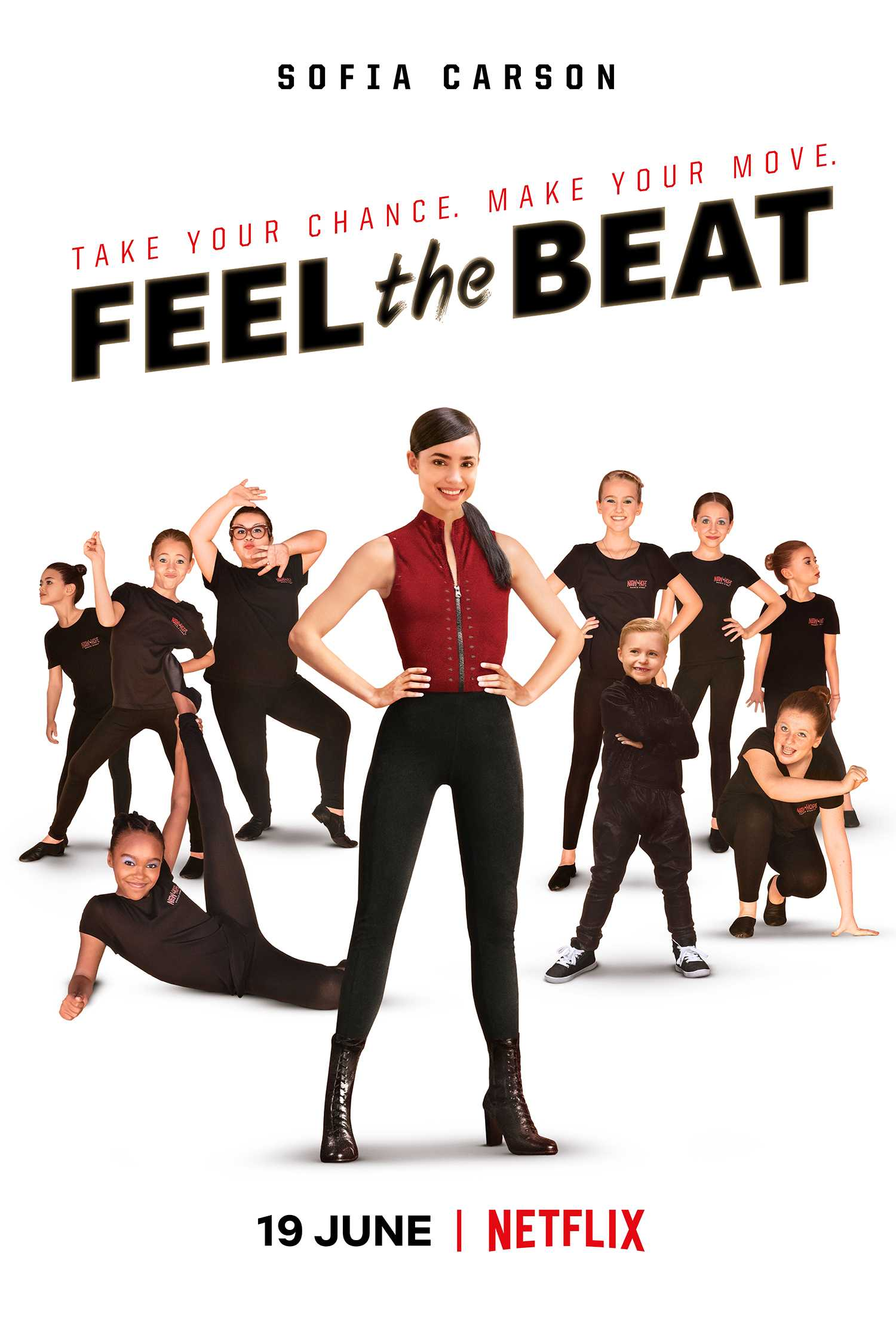 Ritmi Hisset – Feel The Beat Sansürsüz Torrent İndir