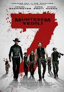 The Magnificent Seven Sansürsüz Full indir